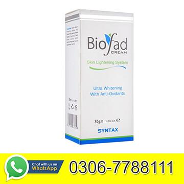 BioFad Cream in Pakistan