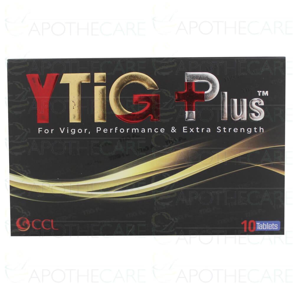 YTiG Plus Price in Pakistan