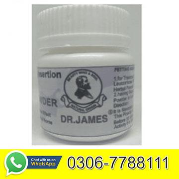 Dr. James Vaginal Tightening Powder