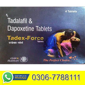 Tadex Force Tablets