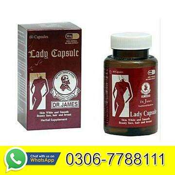 Dr James Lady capsule