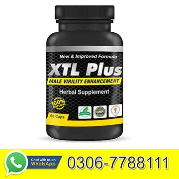 XTL Plus Capsules in Pakistan