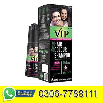 vip hair color shampoo in Pakistan