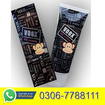 Voox Dd Cream in Pakistan