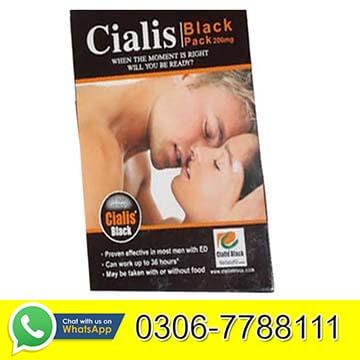Original Cialis Balck