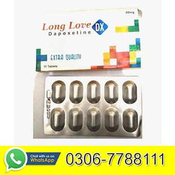 Long Love Dapoxetine Tablets