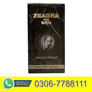 Original Zeagra Spray in Pakistan