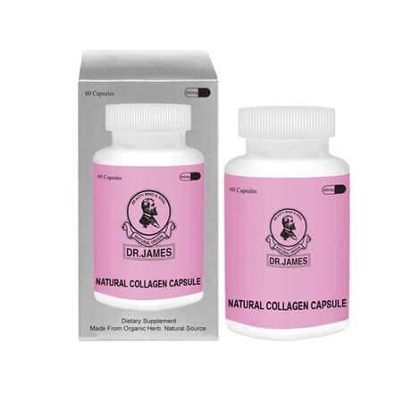 Dr. James Natural Collagen Capsule in Pakistan