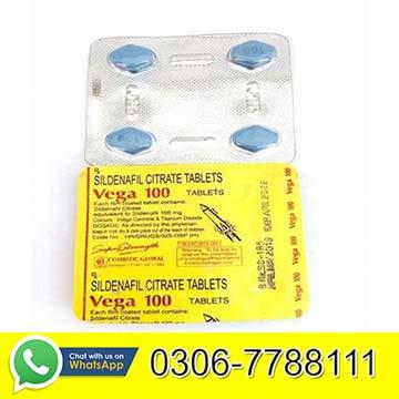 Vega 100 Tablets in Pakistan