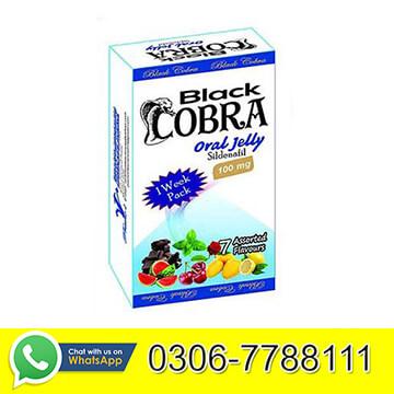 Black Cobra Oral Jelly