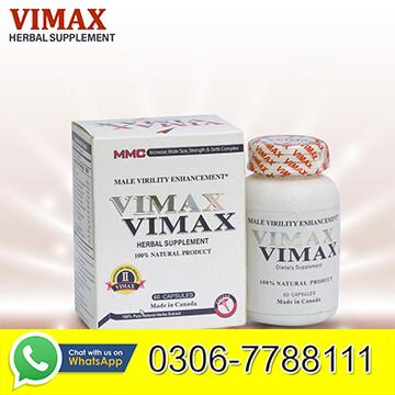 Vimax 60 Capsules in Pakistan