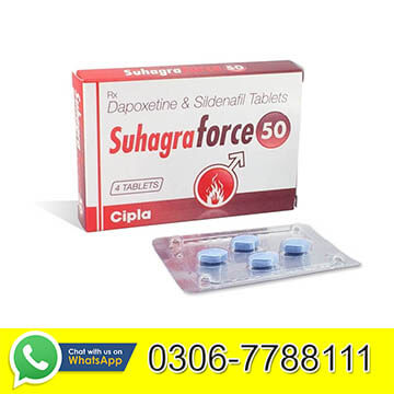 Suhagra Force Tablet