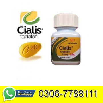 Cialis 30 Tablets