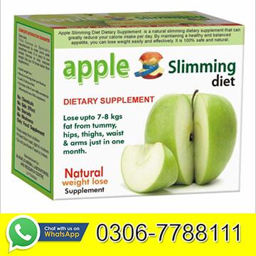 Apple Slimming Diet Price in Pakistan