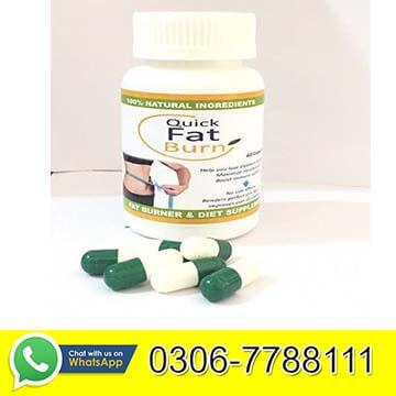 Quick Fat Burn Slimming Capsule