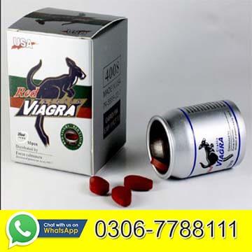 Red Viagra Tablet in Pakistan